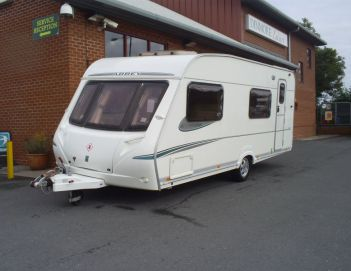 SOLD Abbey Aventura 330 (2006)