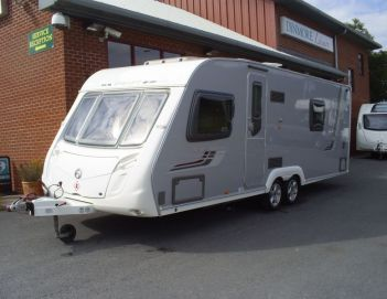 SOLD Swift Conqueror 630 (2009)