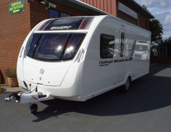 SOLD Swift Challenger Sport 584 (2014)