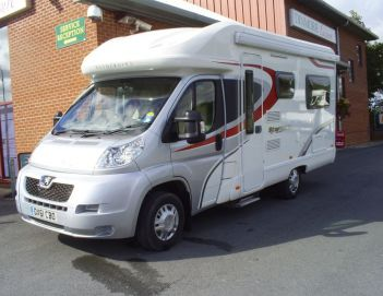 SOLD Autocruise Starspirit (2011)