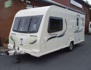 SOLD Bailey Olympus 460-2 (2012)