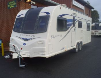SOLD Bailey Pegasus GT65 Turin (2015)