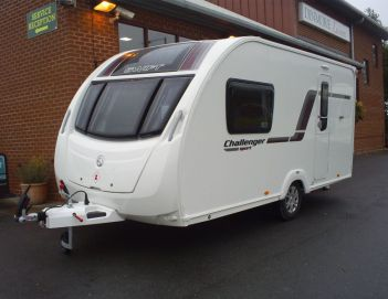 SOLD Swift Challenger Sport 442 (2014)