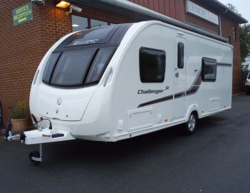 SOLD Swift Challenger 570 SE (2014)