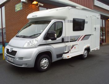 SOLD Elddis Majestic 115 (2011)