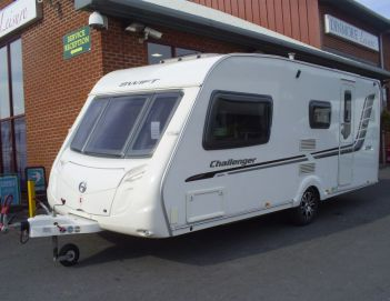 SOLD Swift Challenger 530 (2010)
