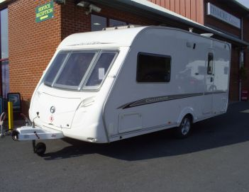 SOLD Swift Challenger 480 (2007)