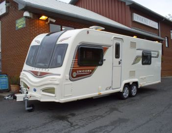 SOLD Bailey Unicorn Cordoba (2014)