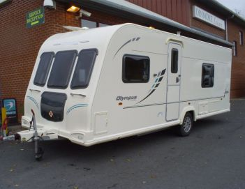 SOLD Bailey Olympus 534 (2011)