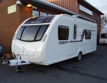 SOLD Swift Challenger Sport 564 (2014)