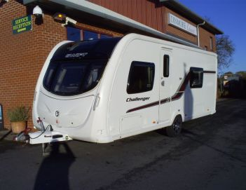 SOLD Swift Challenger 570 SR (2011)
