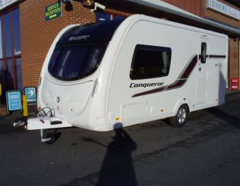 SOLD Swift Conqueror 480 (2014)