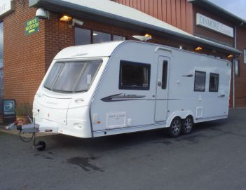 SOLD Coachman Laser 650/4 (2011)