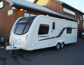 SOLD Swift Conqueror 630 (2014)