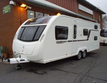 SOLD Swift Challenger Sport 636 SR (2014)