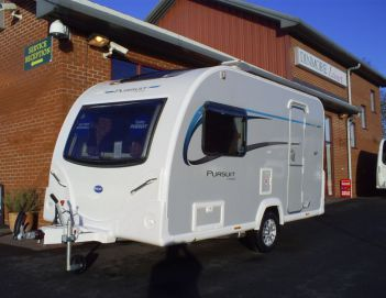 SOLD Bailey Pursuit 400-2 (2015)