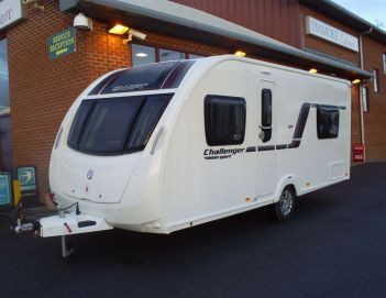 SOLD Swift Challenger Sport 514 (2014)