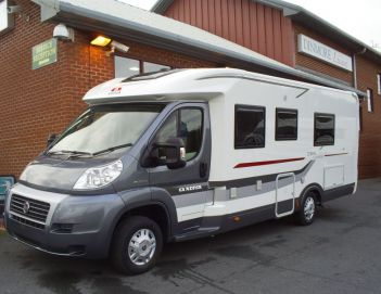 SOLD Adria Coral Plus S 670 SLT (2014)