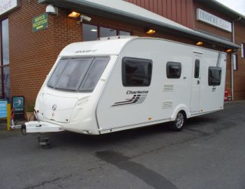 SOLD Swift Charisma 565 (2011)
