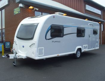 SOLD Bailey Pursuit 540/5 (2016)