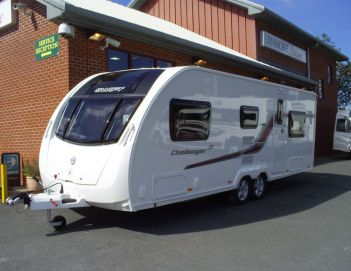 SOLD Swift Challenger 590 (2014)