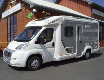 SOLD Swift Bolero 630 EW (2007)