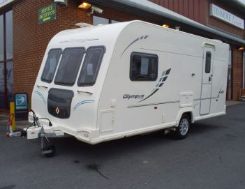SOLD Bailey Olympus 460/2 (2010)