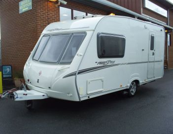 SOLD Abbey Freestyle 470 SE (2007)