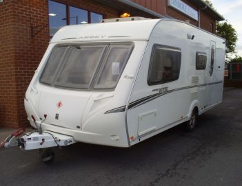 SOLD Abbey GTS 416 (2008)