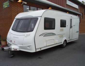 SOLD Coachman Wanderer 17/4 (2010)