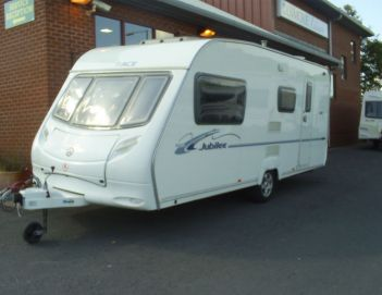 SOLD Ace Jubilee Globetrotter (2008)