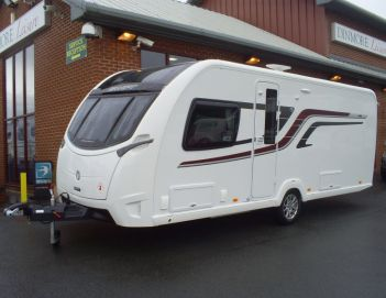 SOLD Swift Elegance 580 (2015)