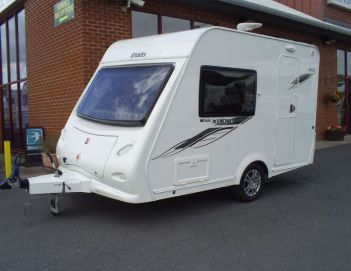 SOLD Elddis Xplore 302 (2012)
