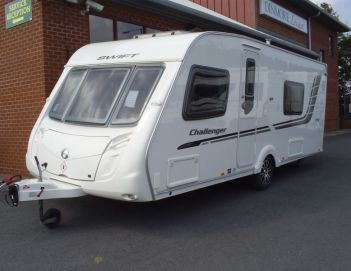SOLD Swift Challenger 570 (2010)