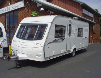 SOLD Coachman Pastiche 560 (2010)