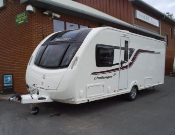 SOLD Swift Challenger 580 SE (2015)