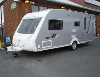 SOLD Swift Conqueror 530 (2008)