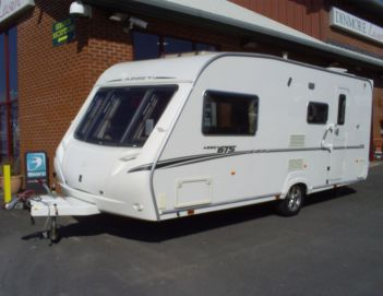 SOLD Abbey GTS 416 (2007)