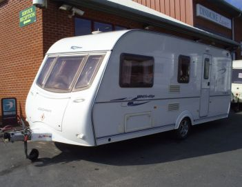 SOLD Coachman Mendip 520-4  (2006)