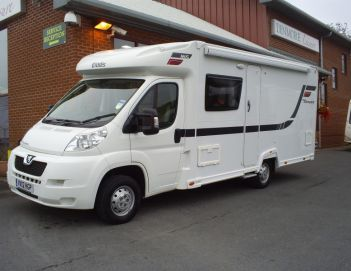 SOLD Elddis Autoquest 165 (2012)