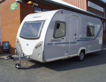 SOLDBailey Orion Evo 4 (2012)
