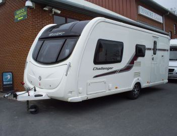 SOLD Swift Challenger 530 SR (2012)