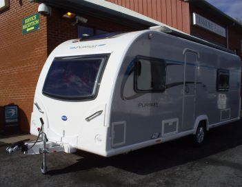SOLD Bailey Pursuit 550-4 (2016)