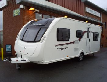 SOLD Swift Challenger Sport 586 (2015)