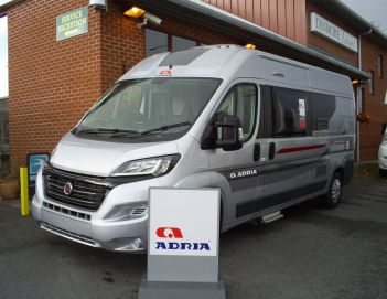 SOLD Adria Twin 600 SP (2015 model)