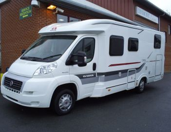 SOLD Adria Coral Axess S 670 SL (64 REG)