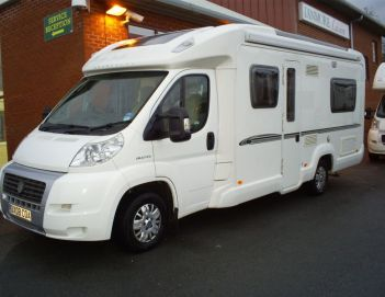 SOLD Bessacarr E560 (2008)