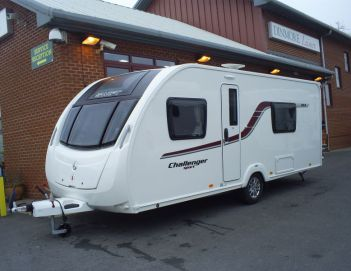 SOLD Swift Challenger Sport 564 (2015)