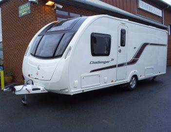 SOLD Swift Challenger 580 SR (2013)
