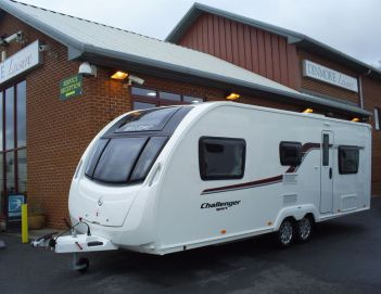 SOLD Swift Challenger Sport 640 (2015)
